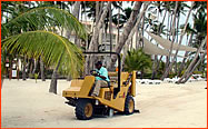 3000 ideal for Resort Beach Cleaning