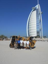 Cherrington Installs Model 5500 at Burj Dubai